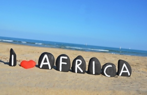 I love Africa, except if you want to use dollars or access international trade